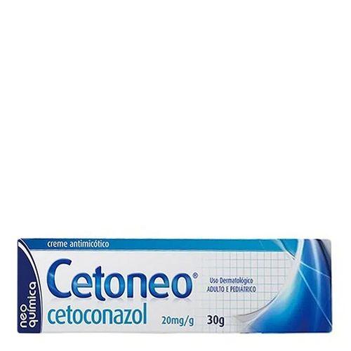 Cetoneo Creme 20mg/g Elite 30g