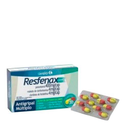 Resfenax Airela 20 Comprimidos