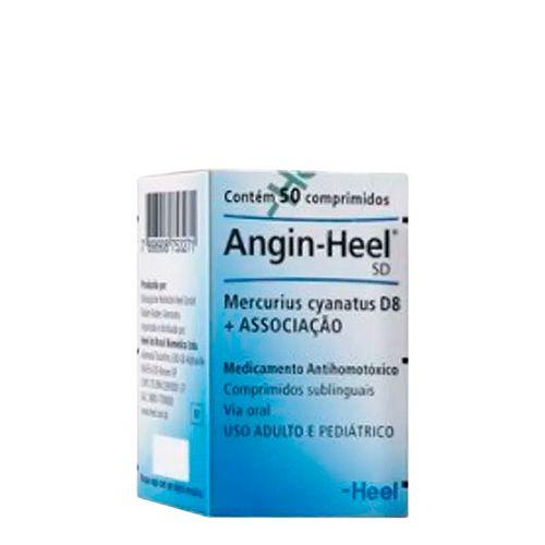 Angin Heel SD 50 comprimidos