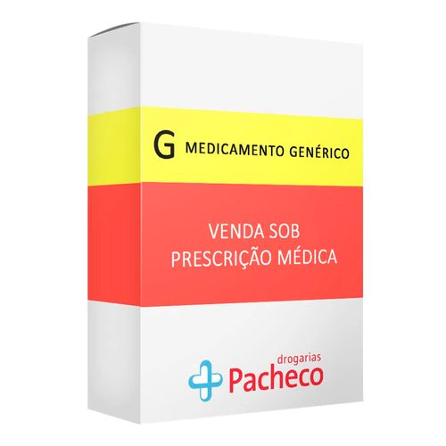 Diclofenaco Sódico 100mg Genérico EMS 20 Comprimidos