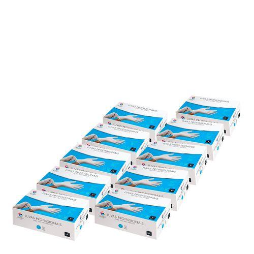 935138165---Kit-Luvas-Latex-Profissionais-Ever-Care-P-100-Unidades-10-Caixas