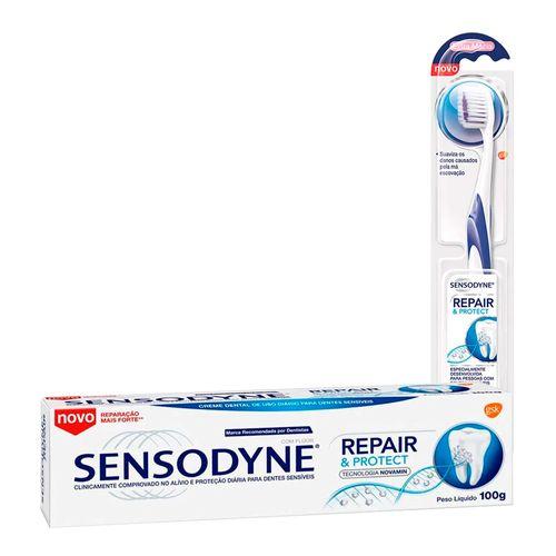 935138220---Kit-Sensodyne-Repair---Protect-Creme-Dental-100g---Escova-Dental-1-Unidade