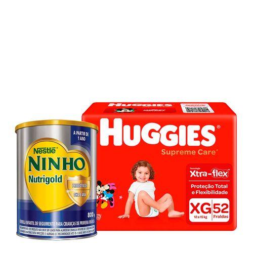 935138233---Kit-Fralda-Huggies-Supreme-Care-XG-52-Unidades---Formula-Infantil-Ninho-Nutrigold-800g