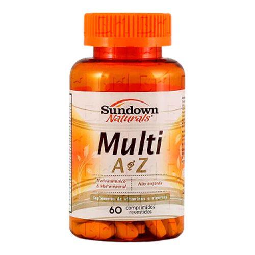 Multi A a Z 60 comprimidos - Sundown