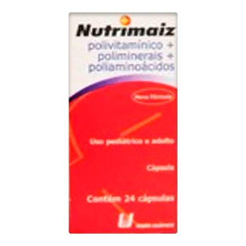Nutrimaiz SM 24 cápsulas