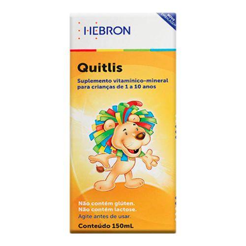 Quitlis Solução Oral Quesalon 150ml