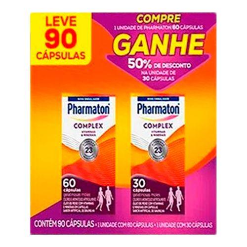 Kit-Multivitaminico-Pharmaton-Complex-90-Capsulas