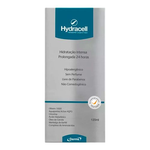 Hydracell Loção Cremosa 120ml