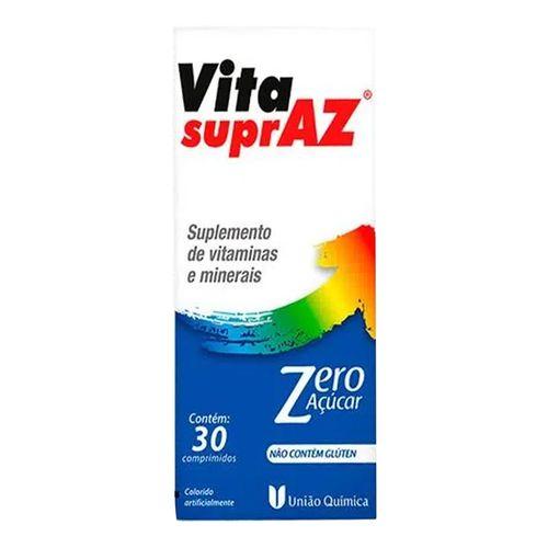 Suplemento-Vitaminico-Vita-SuprAZ-30-Comprimidos-Revestidos